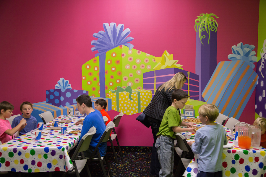 To Book A Party Please Call 763 427 1959