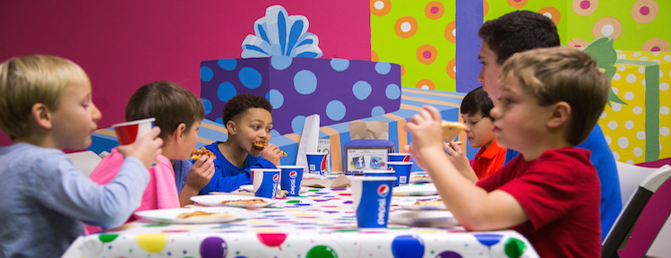 Looking For The Perfect Place To Host A Birthday Party Love Have Fun Come Celebrate Your Right Way At Grand Slam Family Center