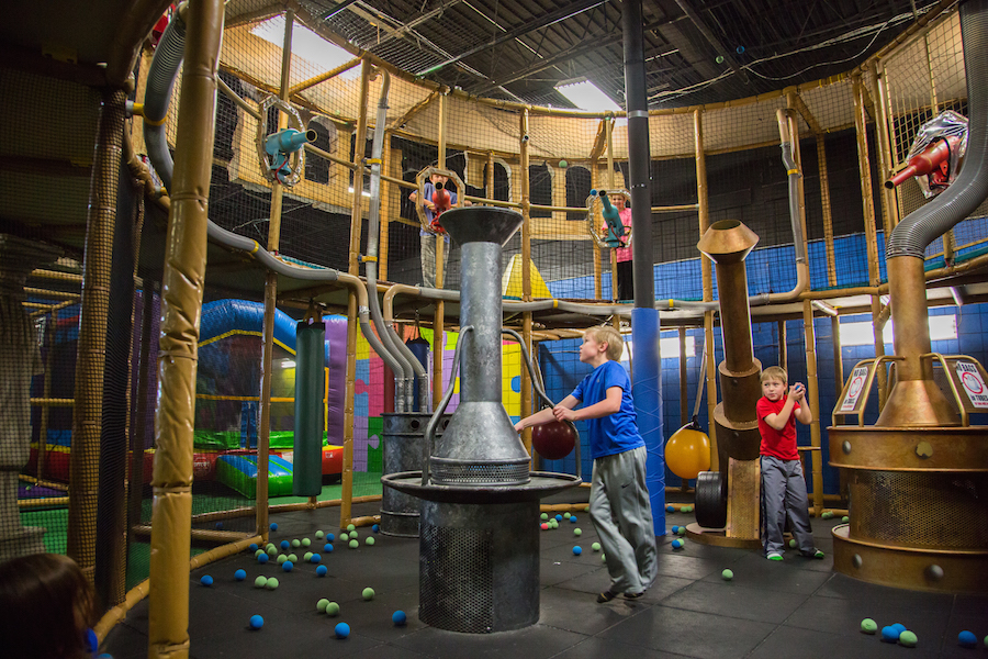 Indoor playground play area for kids grand slam coon rapids mn purchase an unlimited play pass to start your indoor playground adventure sciox Gallery