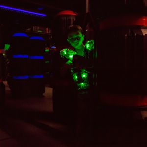 Laser Tag | Laser Tag Twin Cities | Grand Slam Family Fun
